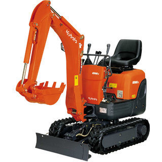 Mini Digger Hire / Mini Excavator Hire